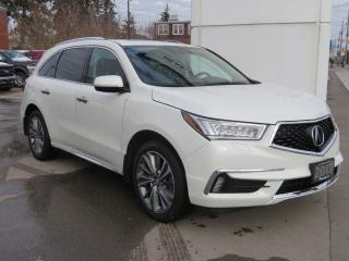 Used 2017 Acura MDX SH-AWD 4dr Elite 6 Passen for sale in Hagersville, ON