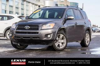 Used 2010 Toyota RAV4 **SPORT AWD** **2 SET DE PNEUS**TOIT OUVRANT**GROUPE ELECTRIQUE**MAGS**A/C**ET PLUS** for sale in Montréal, QC