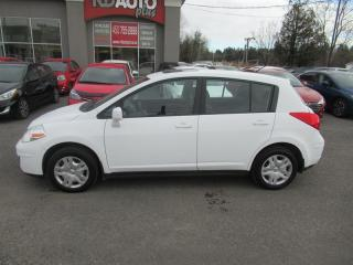 Used 2012 Nissan Versa 5dr HB I4 1.8 for sale in Notre-Dame-Des-Prairies, QC