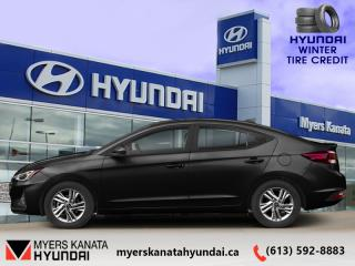 New 2020 Hyundai Elantra Essential Manual  - $106 B/W for sale in Kanata, ON