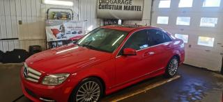 Used 2011 Mercedes-Benz C-Class C 250 for sale in Drummondville, QC