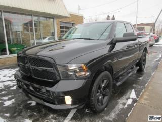 Used 2018 RAM 1500 BLACK EXPRESS HEMI for sale in Varennes, QC
