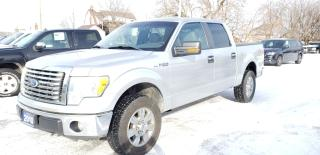 Used 2010 Ford F-150 CREW XLT XTR for sale in Cambridge, ON