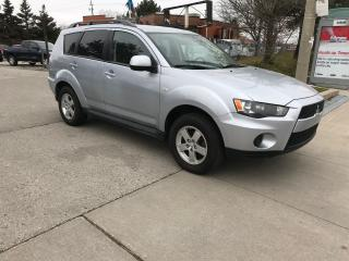 Used 2013 Mitsubishi Outlander ES,AWD,SAFETY+3 YEARS WARRANTY INCLUDED for sale in Toronto, ON
