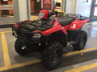 Used 2016 Honda Rubicon 500/AUTO DCT/4X4/WINCH/HITCH MOUNT for sale in Cambridge, ON