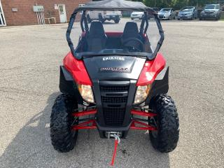 Used 2015 ARCTIC CAT WILDCAT SPORT LTD 700 PS SIDE BY SIDE FINANCING & WARRANTY AVAILABLE for sale in Cambridge, ON