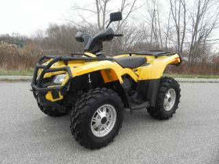 Used 2013 Can-Am Outlander 400 XT 400 for sale in Brantford, ON