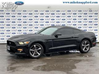 Used 2016 Ford Mustang V6  - Bluetooth -  SYNC for sale in Welland, ON