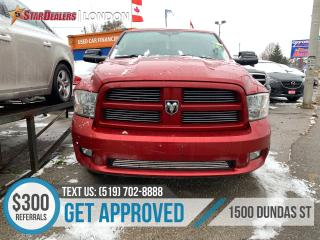 Used 2010 Dodge Ram 1500 for sale in London, ON
