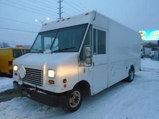 Used 2006 Ford E450 16 foot step van for sale in Mississauga, ON