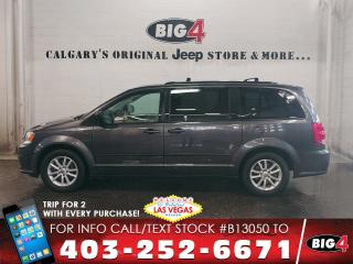 Used 2016 Dodge Grand Caravan SE/SXT | Stow 'n Go | DVD Player for sale in Calgary, AB