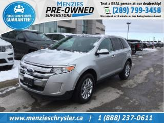 Used 2013 Ford Edge Limited for sale in Whitby, ON