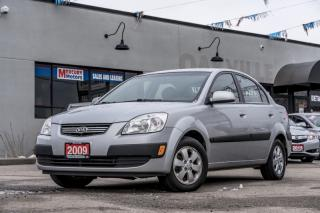Used 2009 Kia Rio 4DR SDN EX for sale in Oakville, ON