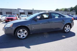 Used 2008 Pontiac G6 SE CERTIFIED 2YR WARRANTY *FREE ACCIDENT* SUNROOF CRUISE ALLOYS POWER SEAT for sale in Milton, ON