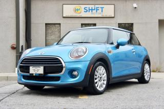 Used 2016 MINI Cooper 3 DOOR ESSENTIALS PACKAGE, LIGHT PACKAGE, CLEAN CARFAX! for sale in Burlington, ON
