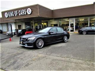 Used 2016 Mercedes-Benz C-Class C450 AMG 4MATIC for sale in Langley, BC