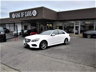 Used 2016 Mercedes-Benz E-Class E300 Sport for sale in Langley, BC