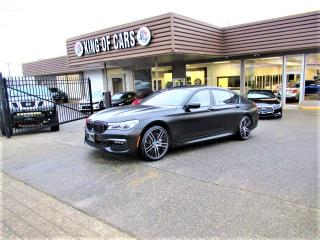 Used 2018 BMW 7 Series 750Li xDrive M SPORT PACKAGE for sale in Langley, BC