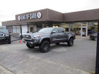 Used 2019 Toyota Tacoma TRD Sport for sale in Langley, BC