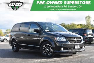 Used 2018 Dodge Grand Caravan GT - Well Equipped, Great Family Vehicle, Daily Re for sale in London, ON