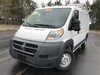 Used 2016 RAM PROMASTER 1500 LOW ROOF 2WD for sale in Cayuga, ON