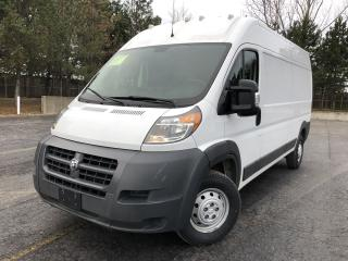 Used 2015 RAM PROMASTER 2500 HIGH ROOF 2WD for sale in Cayuga, ON