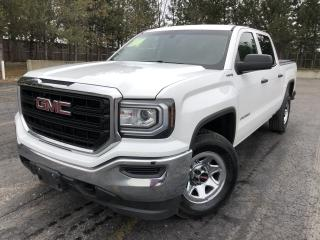 Used 2017 GMC SIERRA 1500 BASE CREW 4X4 for sale in Cayuga, ON