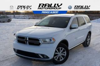 Used 2015 Dodge Durango Limited for sale in Prince Albert, SK