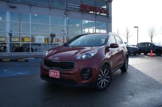 Used 2017 Kia Sportage EX for sale in Pickering, ON