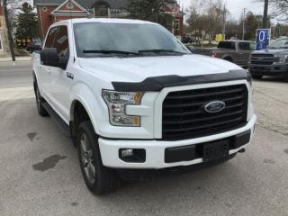 Used 2016 Ford F-150 XLT | Sport | 4X4 | Bluetooth for sale in Harriston, ON