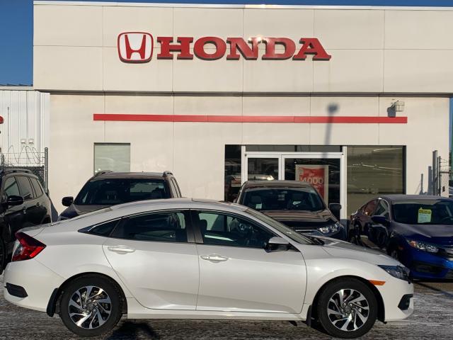 2018 Honda Civic EX CERTIFIED SUNROOF REMOTE START