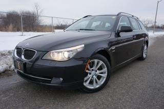 Used 2010 BMW 5 Series RARE / 535XI TOURING / IMMACULATE / NO ACCIDENTS for sale in Etobicoke, ON