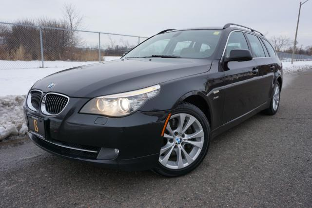 2010 BMW 5 Series RARE / 535XI TOURING / IMMACULATE / NO ACCIDENTS