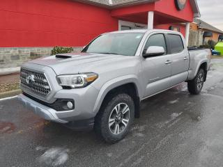 Used 2017 Toyota Tacoma TRD Off Road for sale in Cornwall, ON