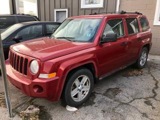 Used 2007 Jeep Patriot SPORT for sale in Hamilton, ON