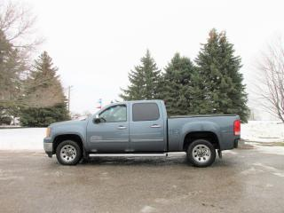 Used 2010 GMC Sierra 1500 Nevada-V8 CREW Cab for sale in Thornton, ON