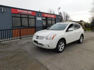 Used 2010 Nissan Rogue SL|AWD|SUNROOF|HEATED SEATS for sale in St. Thomas, ON