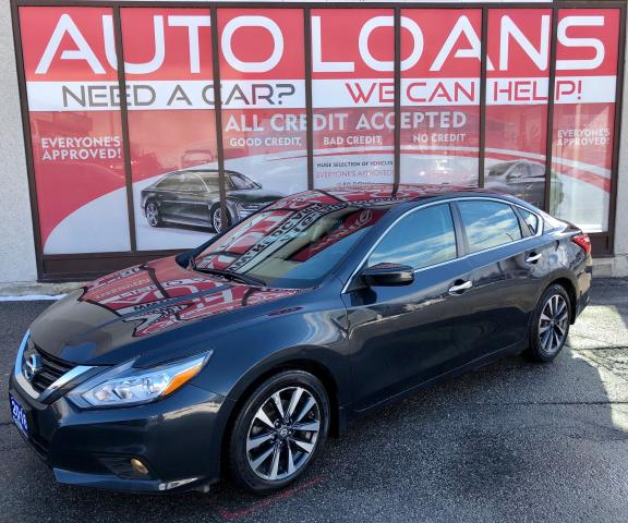 2016 Nissan Altima SV-ALL CREDIT ACCEPTED
