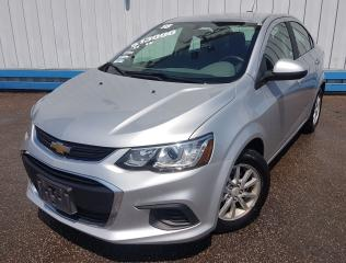 Used 2018 Chevrolet Sonic LT *HEATED SEATS* for sale in Kitchener, ON