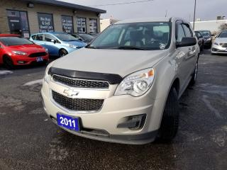 Used 2011 Chevrolet Equinox LS for sale in Brampton, ON