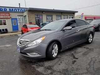 Used 2012 Hyundai Sonata LIMITED for sale in Brampton, ON