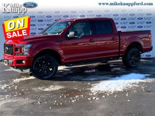 New 2020 Ford F-150 XLT  -Black Appearance -3.5L for sale in Welland, ON