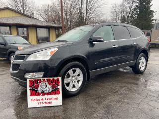 Used 2010 Chevrolet Traverse 1LT for sale in Glencoe, ON
