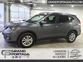 Used 2015 Nissan Rogue Traction intégrale 4 portes SV **Toit ou for sale in Rivière-Du-Loup, QC