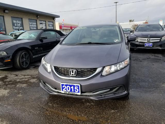 2015 Honda Civic LX AUTOMATIC AIR CONDITION LOADED