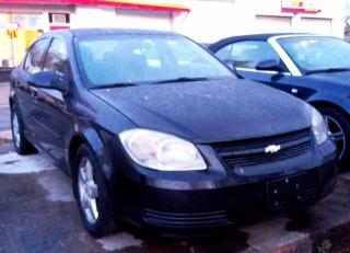 Used 2010 Chevrolet Cobalt LT1 Sedan for sale in St. Catharines, ON