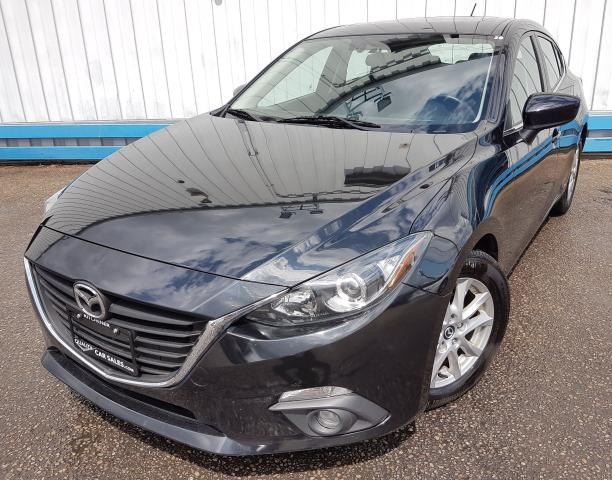 2015 Mazda MAZDA3 GS Hatchback *SUNROOF*