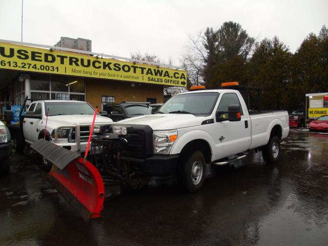 2011 Ford F-250 6.7 Super Duty Diesel