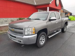 Used 2012 Chevrolet Silverado 1500 LS Cheyenne Edition for sale in Cornwall, ON