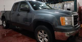 Used 2007 GMC Sierra 1500 SLE - Z71 PACKAGE for sale in Concord, ON